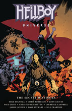 Image: Hellboy Universe: Secret Histories HC  - Dark Horse Comics