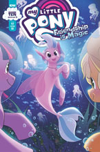 Image: My Little Pony: Friendship Is Magic #97 (incentive 1:10 cover - Megan Huang) - IDW Publishing