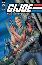 Image: G.I. Joe: A Real American Hero #282 (cover A - Andrew Griffith) - IDW Publishing