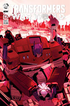 Image: Transformers #30 (cover A - Stefano Simeone) - IDW Publishing
