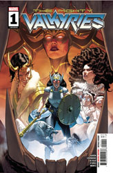 Image: Mighty Valkyries #1 - Marvel Comics
