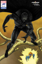 Image: Black Panther #25 (variant Stormbreakers cover - Juann Cabal) - Marvel Comics