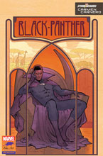 Image: Black Panther #25 (variant Stormbreakers cover - Carmen Carnero) - Marvel Comics