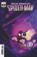 Image: Miles Morales: Spider-Man #25 (incentive 1:50 cover - Hipp) - Marvel Comics