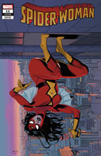 Image: Spider-Woman #11 (incentive 1:25 cover - Pere Perez) - Marvel Comics