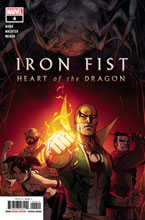 Image: Iron Fist: Heart of the Dragon #4 - Marvel Comics