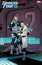 Image: Fantastic Four #31 (variant Reborn cover) - Marvel Comics