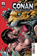 Image: Conan the Barbarian #20 - Marvel Comics