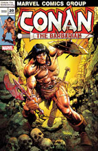 Image: Conan the Barbarian #20 (incentive 1:25 cover - Panosian) - Marvel Comics
