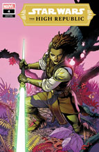 Image: Star Wars: High Republic #4 (incentive 1:25 cover - Yu) - Marvel Comics
