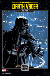 Image: Star Wars: Darth Vader #11 (variant Empire Strikes Back cover - Chris Sprouse) - Marvel Comics