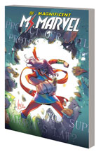 Image: Ms. Marvel by Saladin Ahmed Vol. 03: Outlawed SC  - Marvel Comics