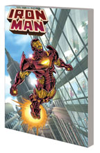 Image: Iron Man by Grell Complete Collection SC  - Marvel Comics