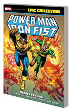 Image: Power Man / Iron Fist Epic Collection: Heroes for Hire SC  (new printing) - Marvel Comics