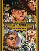 Image: Kevin Conran's the Art of Sky Captain & the World of Tomorrow HC  - Dynamite