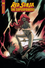 Image: Red Sonja: The Superpowers #4 (cover F - Pinna) - Dynamite