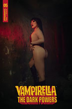Image: Vampirella: The Dark Powers #5 (cover H - Hollon Cosplay) - Dynamite