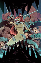 Image: Red Sonja #26 (incentive 1:10 cover - Miracolo virgin) - Dynamite