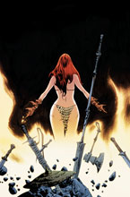 Image: Red Sonja #26 (variant cover - Lee virgin) - Dynamite