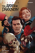 Image: Death to the Army of Darkness SC  - Dynamite
