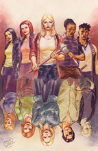 Image: Buffy the Vampire Slayer #24 (cover A - Lopez) - Boom! Studios