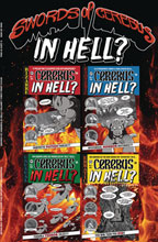 Image: Swords of Cerebus in Hell SC  - Aardvark Vanaheim
