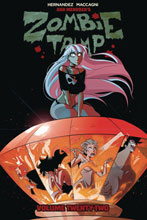 Image: Zombie Tramp Vol. 22: Blood Diamonds Are Forever SC  - Action Lab - Danger Zone
