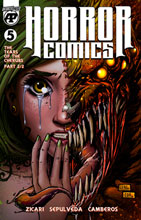 Image: Horror Comics #5 - Antarctic Press
