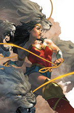Image: Sensational Wonder Woman #1 (DFE signed - Phillips) - Dynamic Forces
