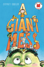 Image: I Like to Read Comics: A Giant Mess GN  - Holiday House