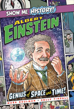 Image: Show Me History: Albert Einstein - Genius of Space & Time  - Portable Press