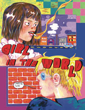 Image: Girl in the World GN  (2nd edition) - Silver Sprocket