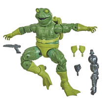 Image: Spider-Man Legends  (6-inch) Frog-Man Action Figure Case - Hasbro Toy Group