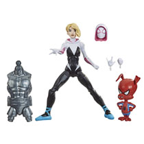 Image: Spider-Man Legends  (6-inch) Gwen Stacy Action Figure Case - Hasbro Toy Group