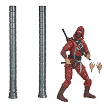 Image: Spider-Man Legends  (6-inch) Hand Ninja Action Figure Case - Hasbro Toy Group