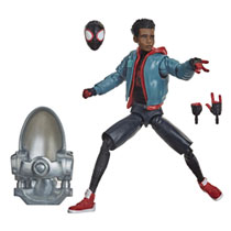 Image: Spider-Man Legends  (6-inch) Miles Morales Action Figure Case - Hasbro Toy Group