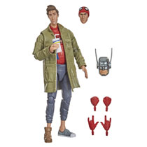 Image: Spider-Man Legends  (6-inch) Peter B Parker Action Figure Case - Hasbro Toy Group