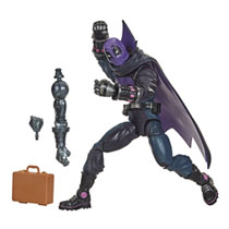 Image: Spider-Man Legends  (6-inch) Prowler Action Figure Case - Hasbro Toy Group