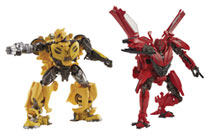 Image: Transformers Gen Studio Series Deluxe Action Figure Assortment 202102  - Hasbro Toy Group