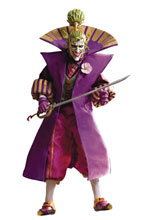 Image: Batman Collectible Action Figure: Ninja Joker  (Special version) (1/6 scale) - Star Ace Toys Limited
