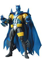 Image: DC Comics MAFEX Action Figure: Knightfall Batman  - Medicom Toy Corporation