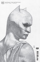 Image: Batman: The Detective #1 (incentive 1:25 card stock cover - Riccardo Federici) - DC Comics