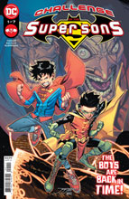 Image: Challenge of the Super Sons #1 - DC Comics