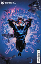 Image: Nightwing #79 (variant card stock cover - Jamal Campbell) - DC Comics