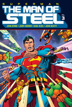 Image: Superman: The Man of Steel Vol. 3 HC  - DC Comics