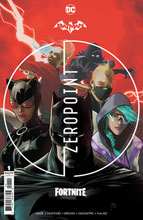 Image: Batman / Fortnite: Zero Point #1 (3rd printing) - DC Comics