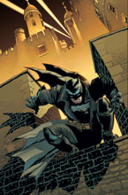 Image: Batman: The Dark Knight #1 (variant card stock cover - Andy Kubert) - DC Comics