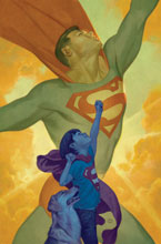 Image: Action Comics #1030 (variant card stock cover - Julian Totino Tedesco) - DC Comics