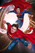 Image: Superman #30 (variant card stock cover - Inhyuk Lee) - DC Comics