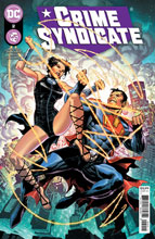 Image: Crime Syndicate #2 - DC Comics
